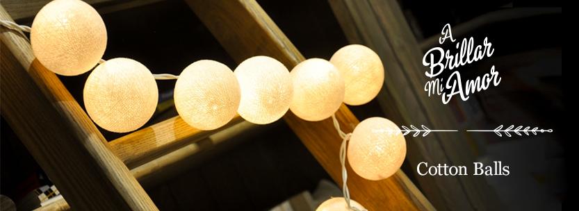 Cotton Balls - A Brillar Mi Amor